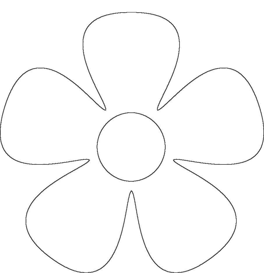 Molde-flor-eva-feltro-molde-folha-flores-moldes-de-flores-tulipa-e ...
