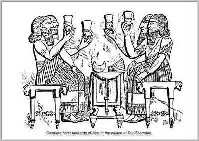 FOOD AND DRINK IN ANCIENT MESOPOTAMIA
