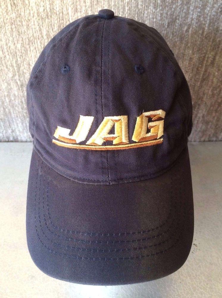 b2a10ce4ec0753 Rare #JAG TV Show Blue Baseball Cap Hat #Belisarius 7th Season 2002 |  Television Memorabilia