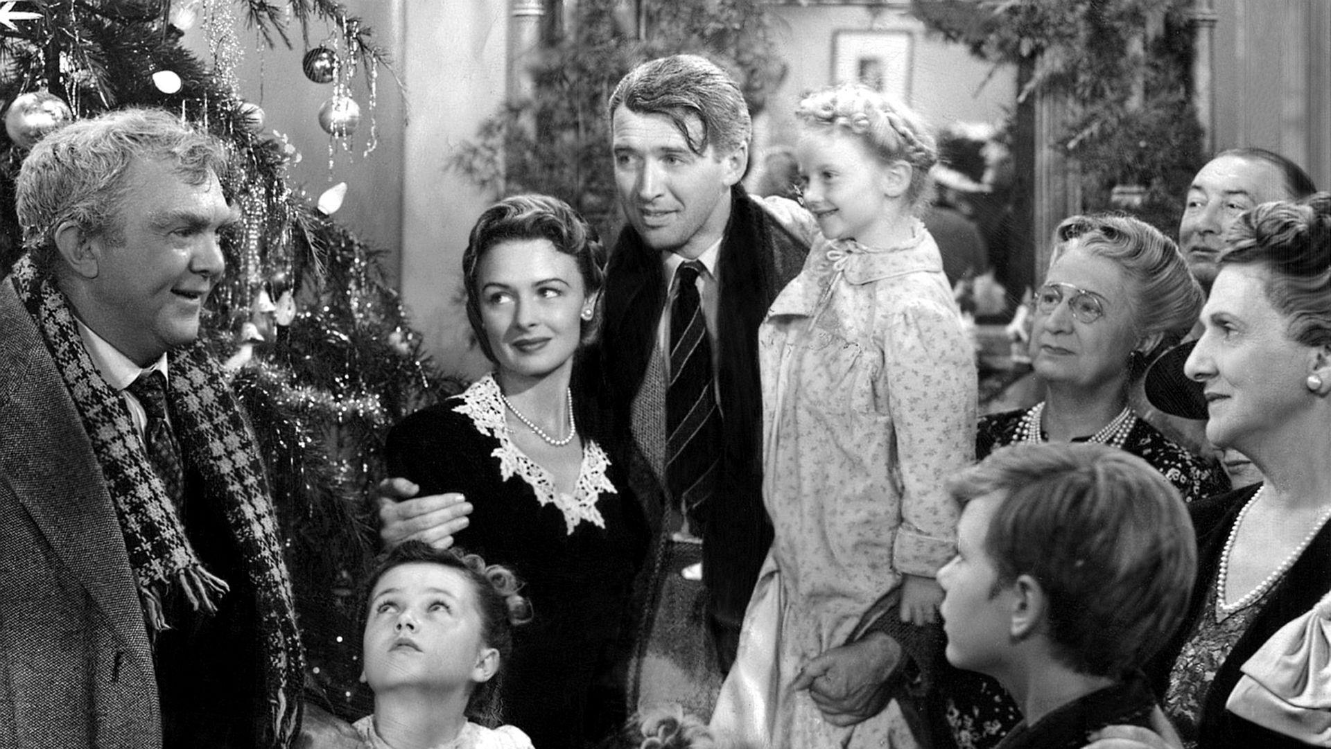 It S A Wonderful Life Best Christmas Movies It S A Wonderful