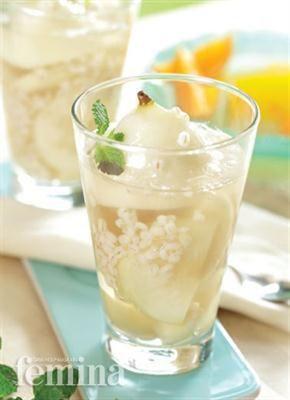 Jelly Pir Jali Resep Resep Minuman Minuman