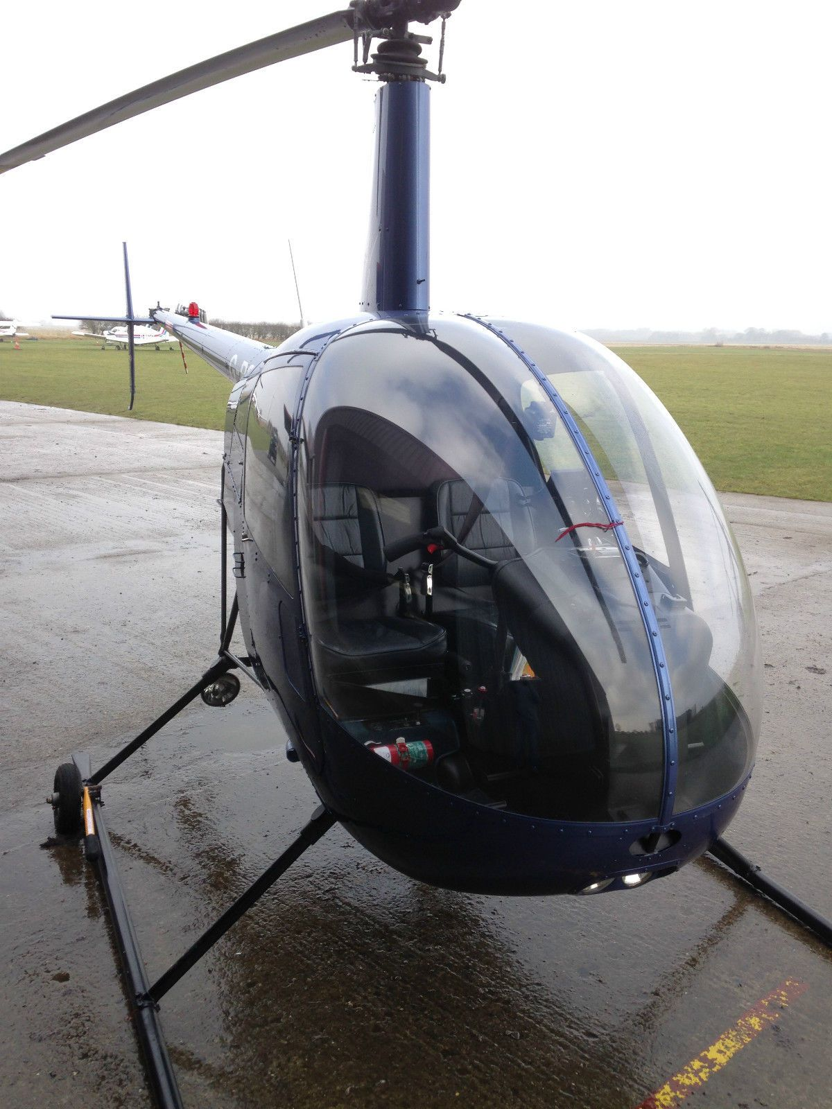 Robinson R22 Beta Helicopter For Sale Ebay Helicopter