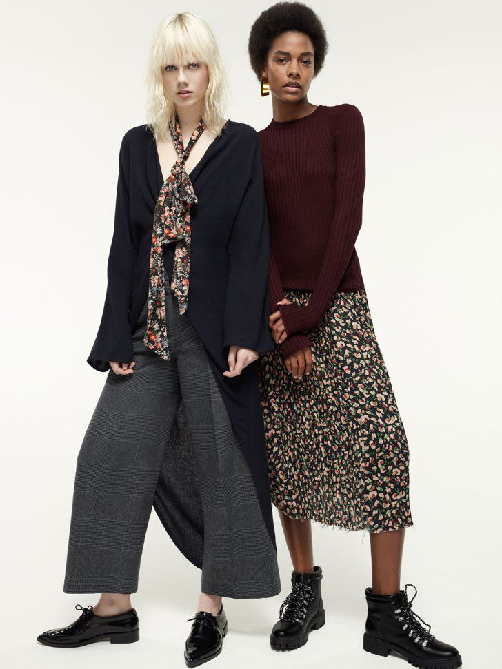 Pin for Later: Zara's Latest Lookbook Is a Throwback to Your '90s Childhood