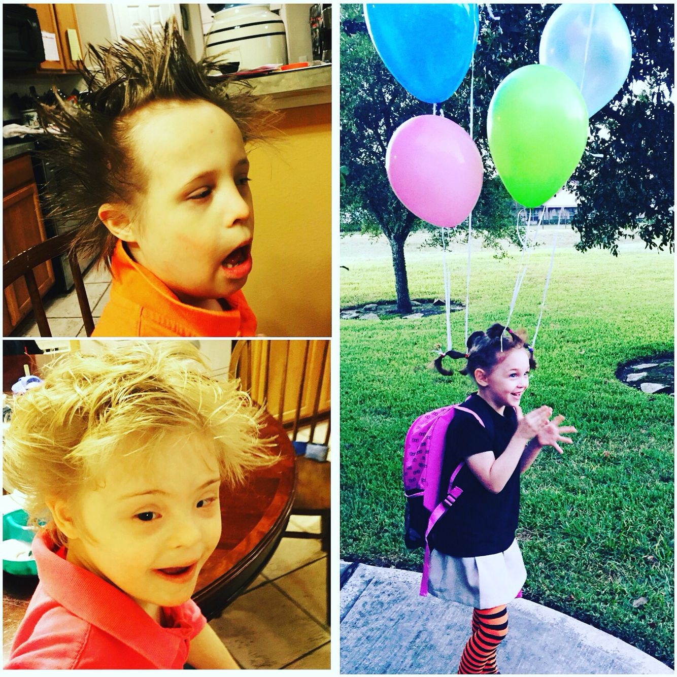 Crazy hair day 2015!