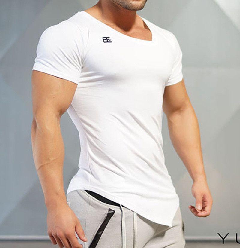 GYMSHARK Brand Designer Form Fitting T Shirt | Products ...