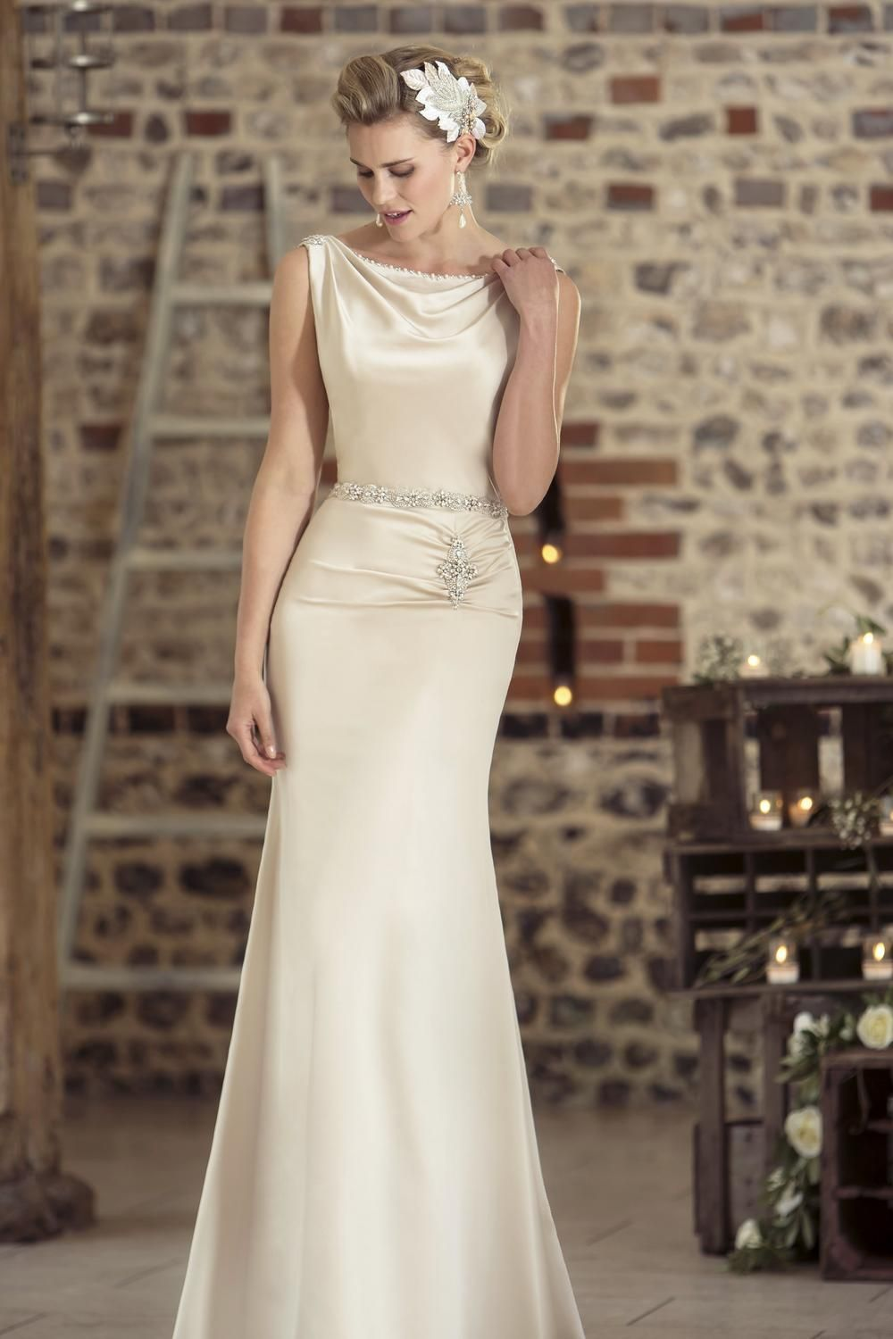 0b8ac1f9f73 Contemporary Wedding Dresses and Vintage Inspired Bridal Gowns ...