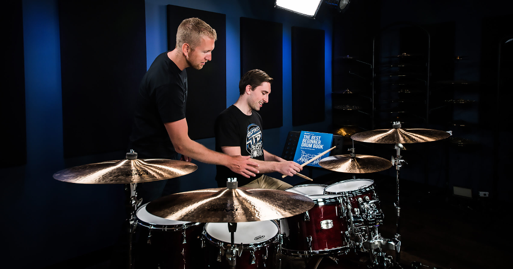 In this beginner's guide to drums, you'll learn how to