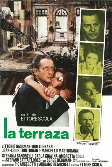 La terraza (1980) \