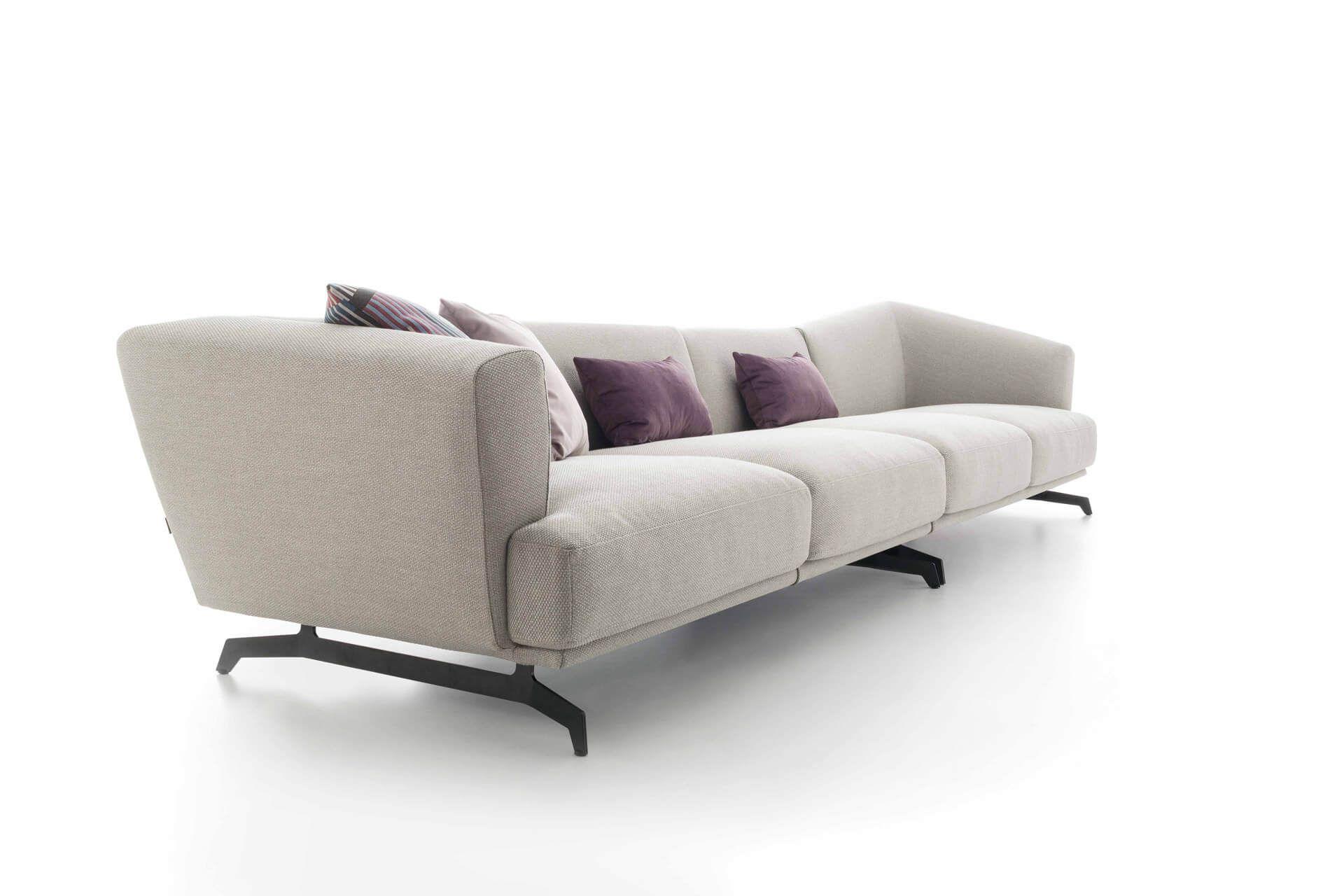 Lennox Ditre Italia Design divano, Divano tessuto