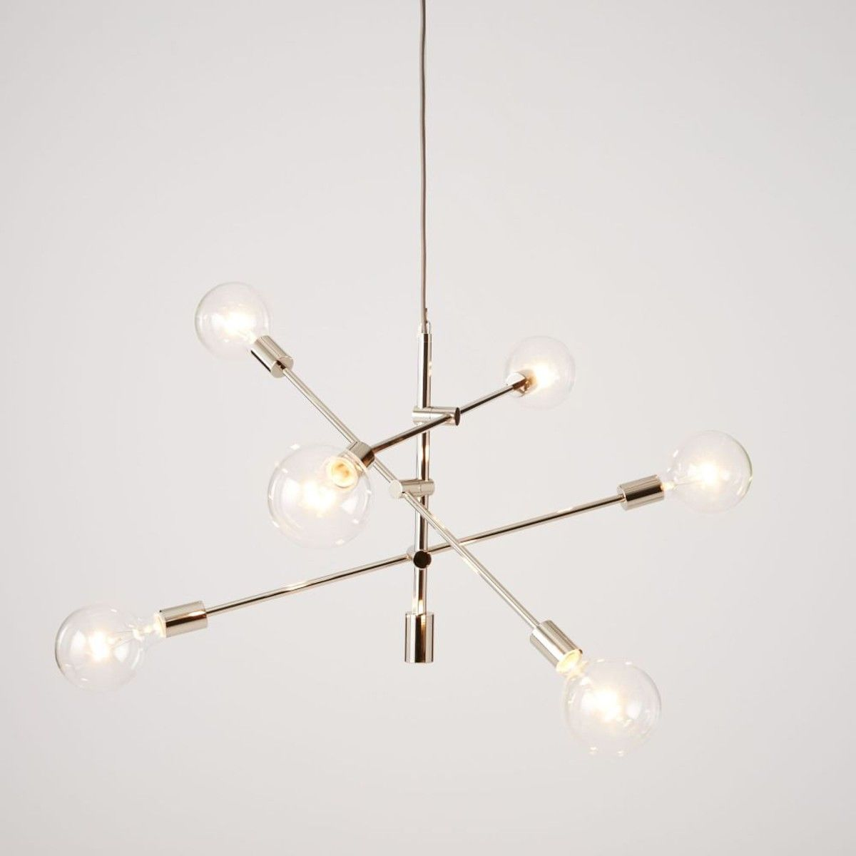 West elm mobile pendant from the 5 chicest celebrity bedrooms weve ever visited via mydomaineau
