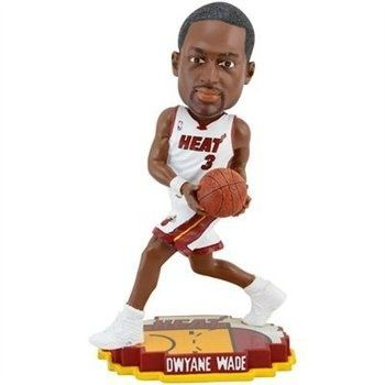 eca061e26792 Dwayne wade bobble head