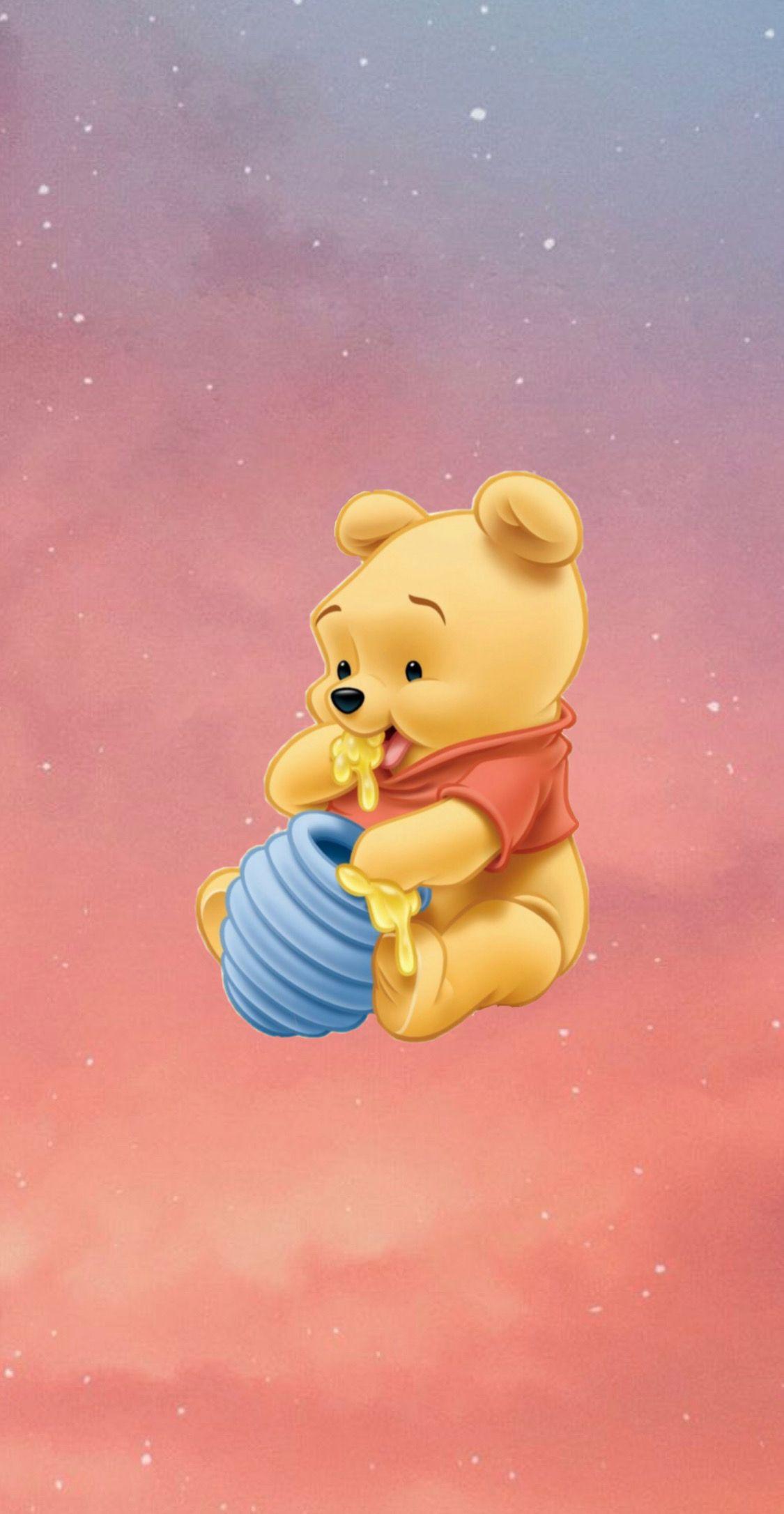 Winnie The Pooh Cute Cartoon Wallpapers Winnie The Pooh Cartoon Cute Disney Characters