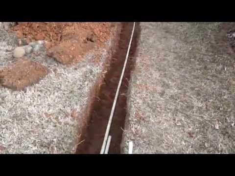 Como Hacer Un Desague Para Aguas Lluvias Agua De Lluvia Pozos De Agua Canales De Agua