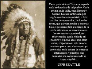 Los Indios Hopi Frases Jefe Seattle Nativos Americanos