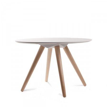 une table d 39 appoint pratique pour le salon ou comme table de chevet cette table contemporaine. Black Bedroom Furniture Sets. Home Design Ideas