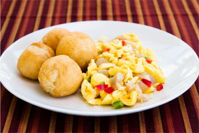 "Jamaica's ""National Dish"" - Ackee and Saltfish | Jamaican ..."