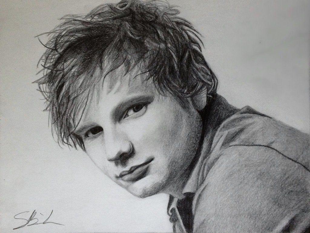 ed sheeran dibujo - Buscar con Google | ARTE | Pinterest | Dibujar ...