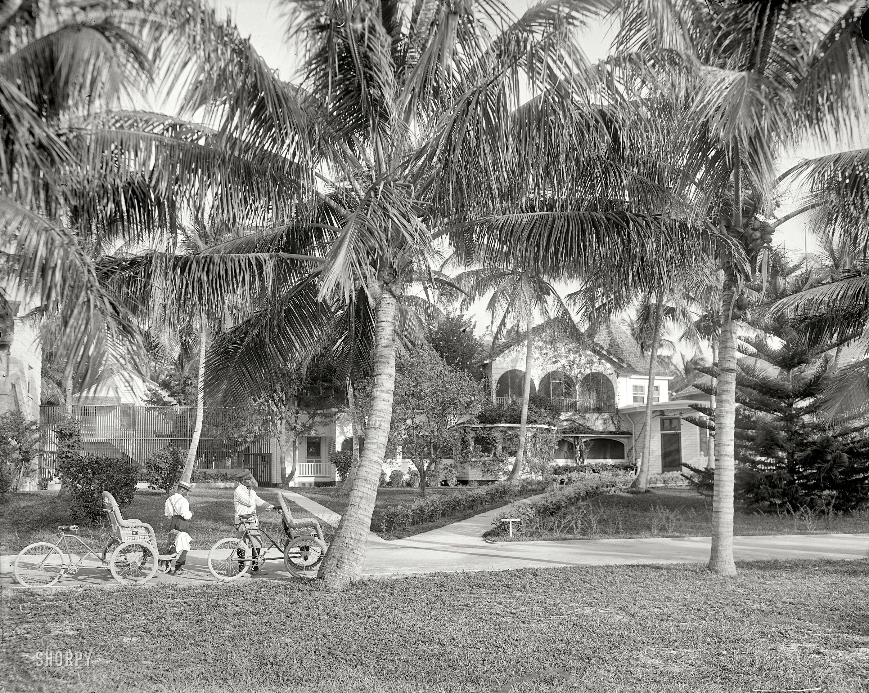 Shorpy Historical Photo Archive West Palm Beach Florida Circa 1910 Beach Club Subtropical Sou West Palm Beach West Palm Beach Florida Florida Pictures
