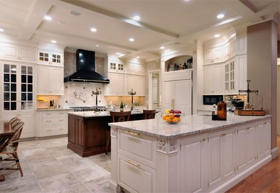 Kitchen By Designer Ken Kelly In Wood Mode 4gins White Kitchen