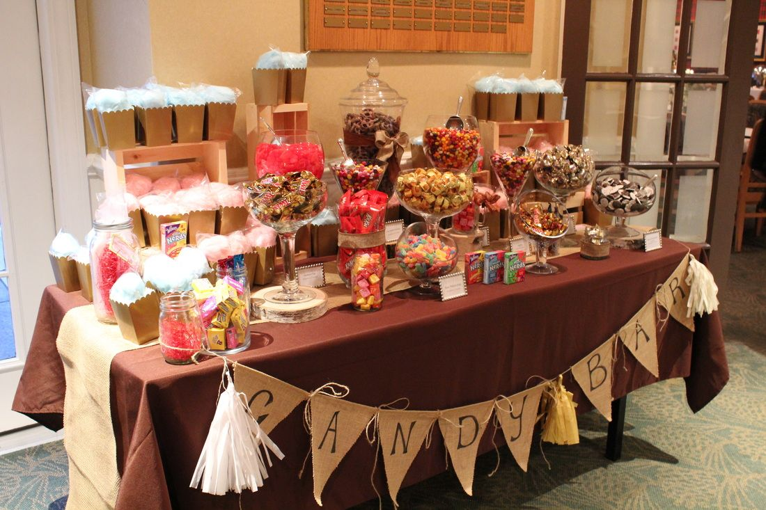 candy tablescandy buffets candylicious of randolph
