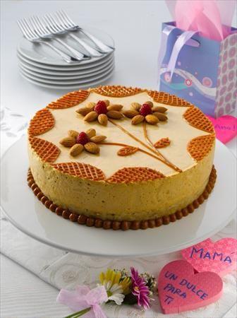 Torta FrÍa De Manjar