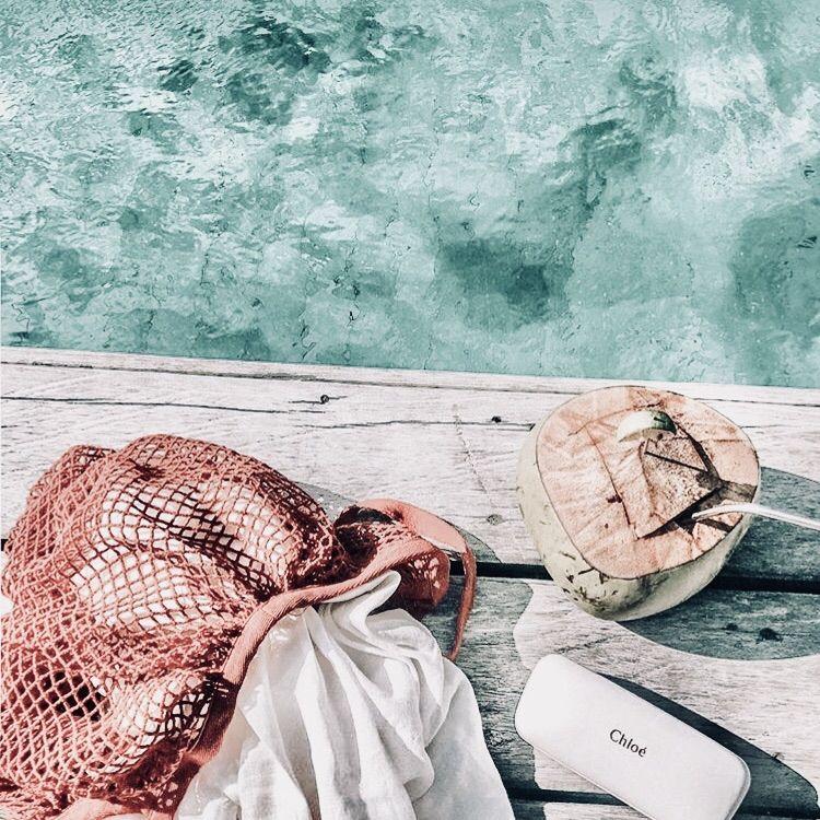 44+ Aesthetic Pinterest Beach Vibes