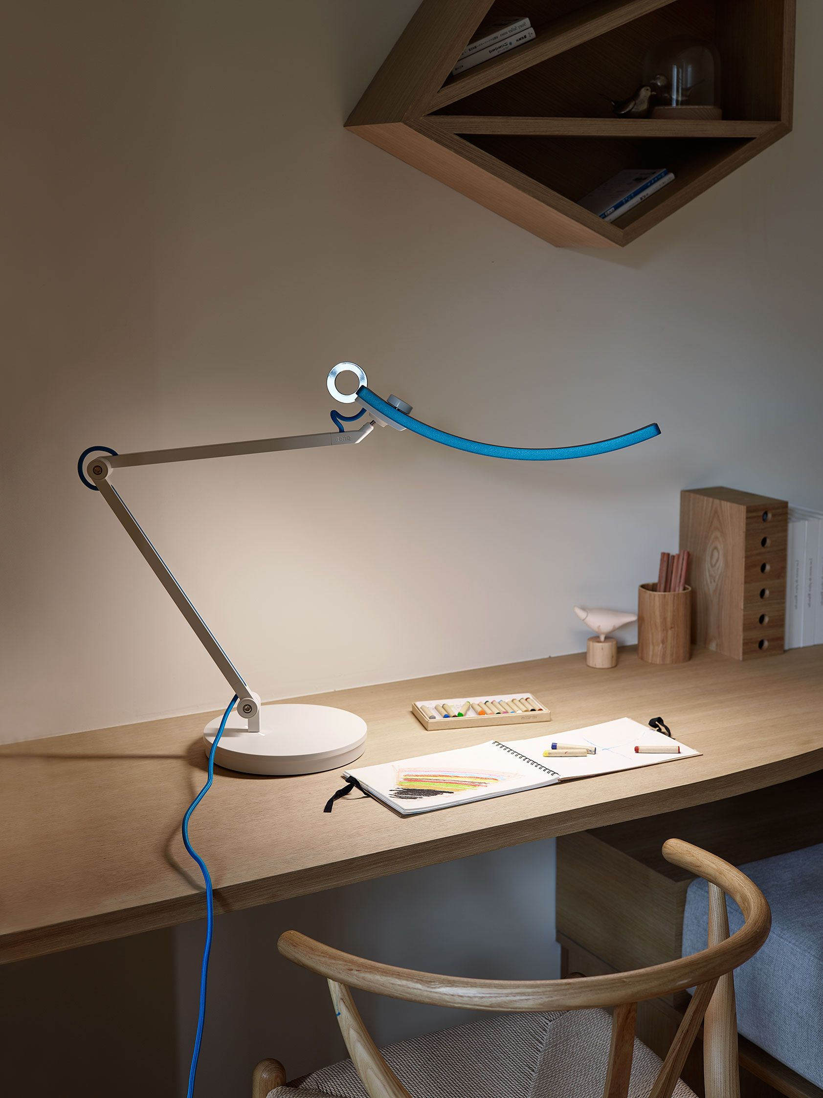 Pin By Benq Lighting On Home Office Lighting Ideas Led Desk Lamp Desk Lamp Home Office Lighting