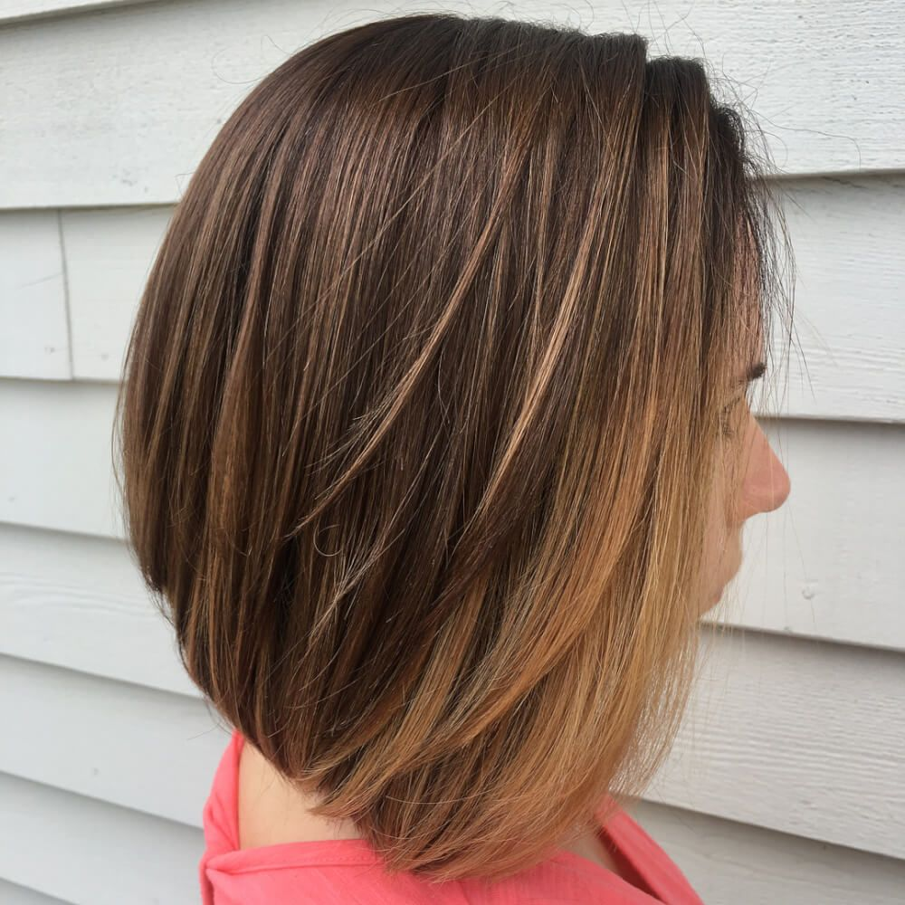 Low Maintenance hairstyle