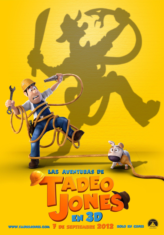 Las Aventuras De Tadeo Jones Cine Cine De Animacion Películas De Animación