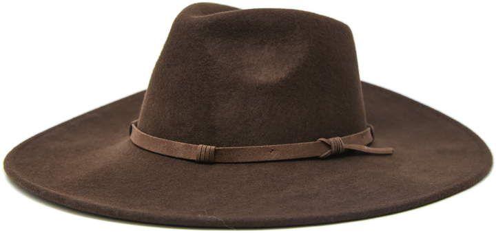 79ea3862e Noak Erin Wide Brim Wool Rancher Hat   Products in 2019   Hats, Hat ...