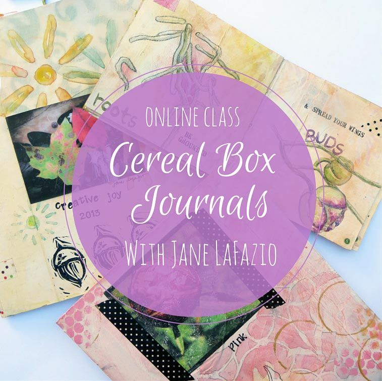 Make a cereal box journal making books pinterest journal make a cereal box journal ccuart Images