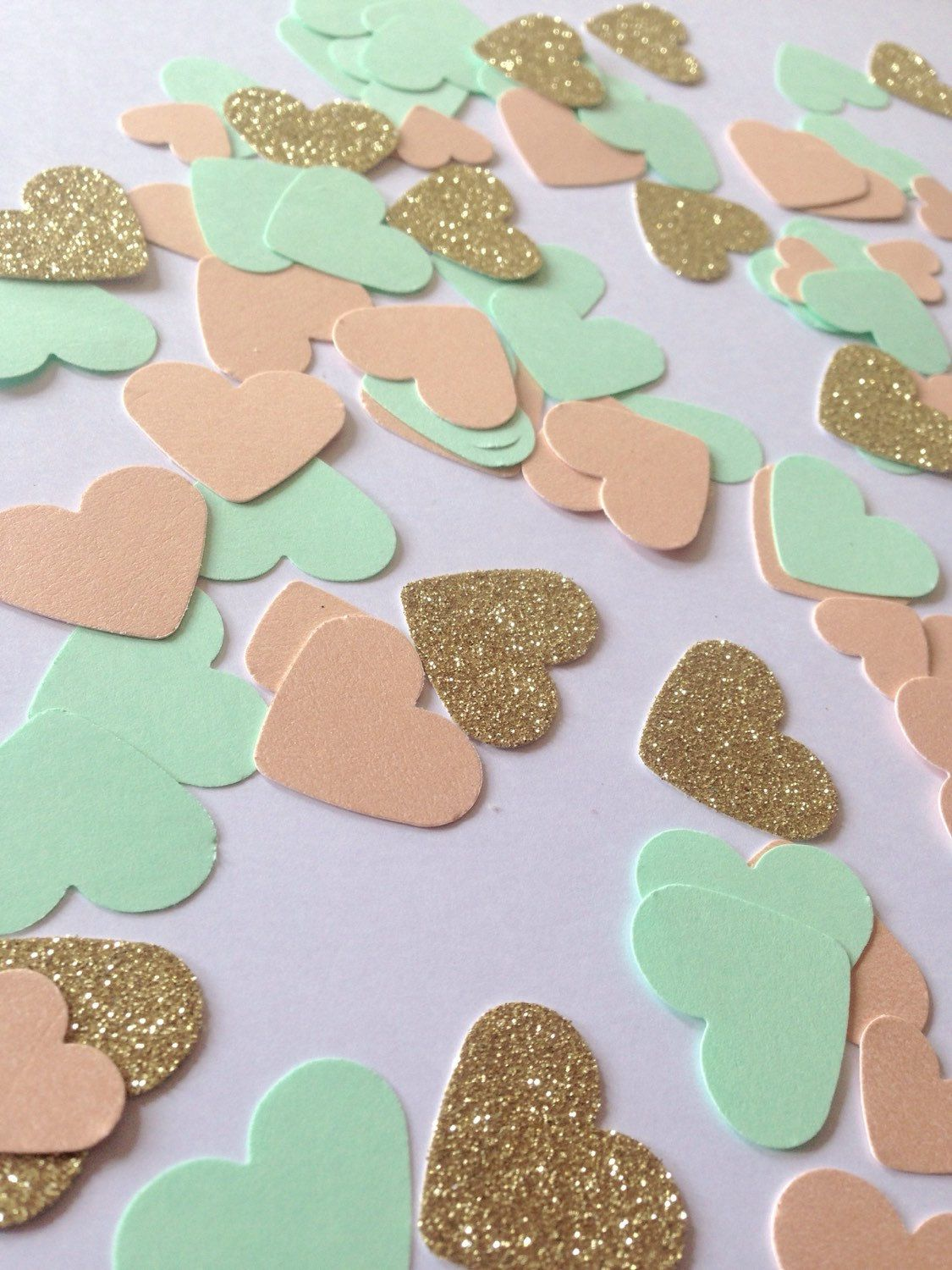 Popular items for mint and peach on Etsy NiceStuff Pinterest