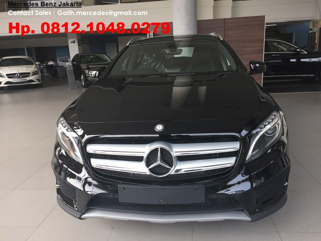 Harga Terbaik New Mercedes Benz Gla 200 Sport Tahun 2015 2016 Jakarta Indonesia