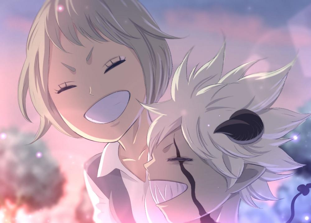 Licita Liebe Black Clover Capitulo 269 Manga In 2020 Black Clover Anime Anime Wallpaper Aesthetic Anime