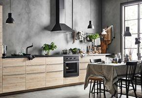 Industriële keuken vtwonen