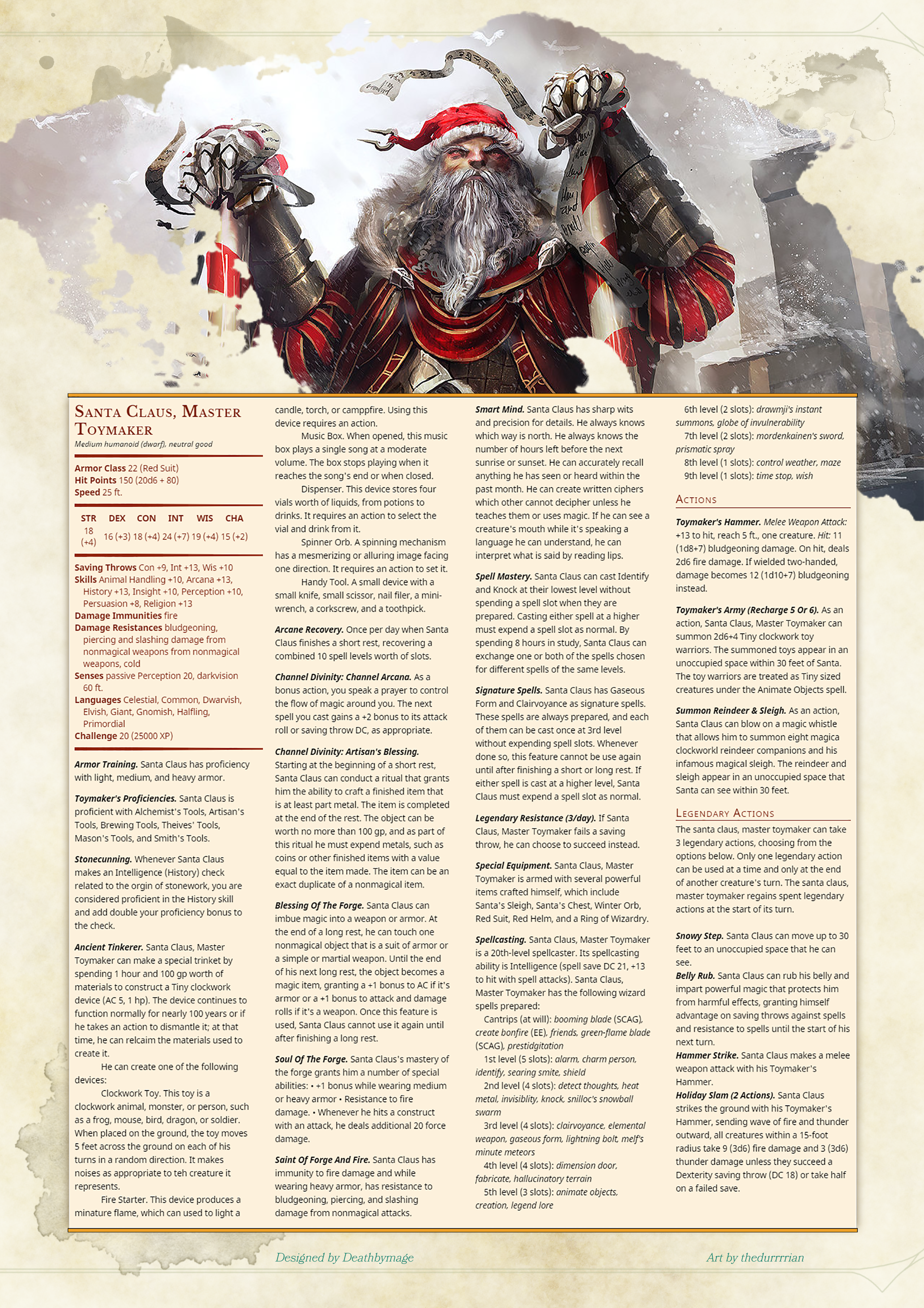 Image result for tinker gnome 5e stats   D&d in 2019   Dnd monsters