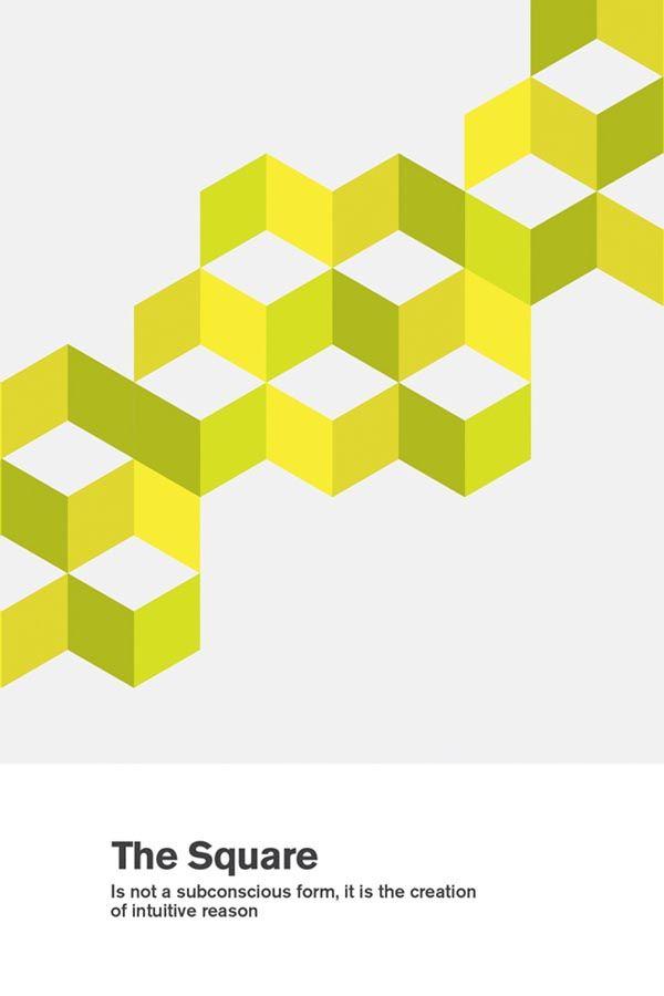Graphic Art Of Geometric Shapes By Jaime Romero Geometric Shapes