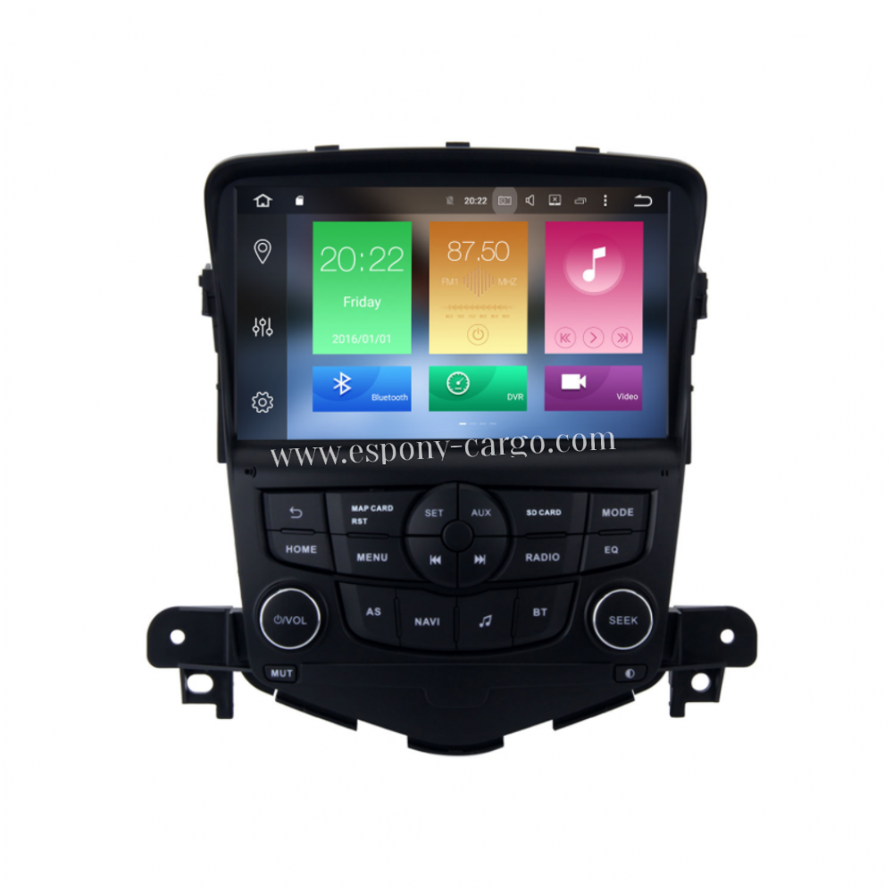 8 Inch Android 6.0 Car GPS Navi Stereo Radio for Chevrolet
