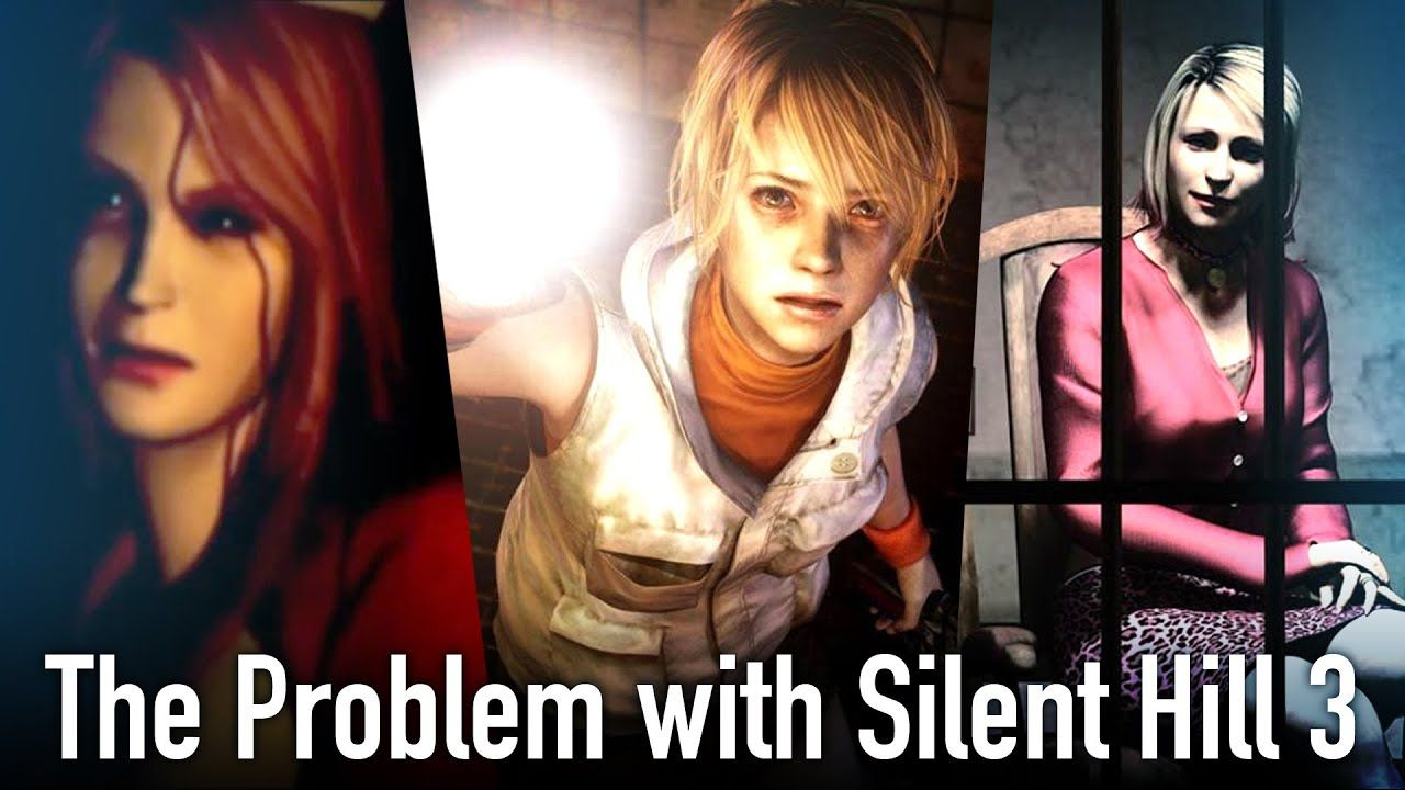 Super Eyepatch Wolf Goes Through Silent Hill 3 And Why It Can Be