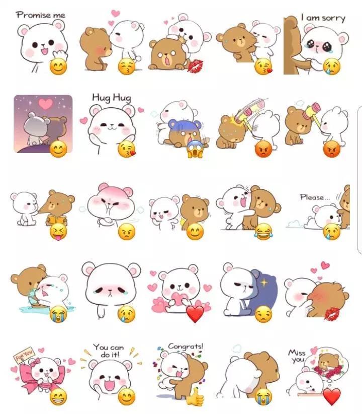 100 Telegram Love Stickers Collections Telegram Stickers Sticker Collection Love Stickers Telegram Stickers