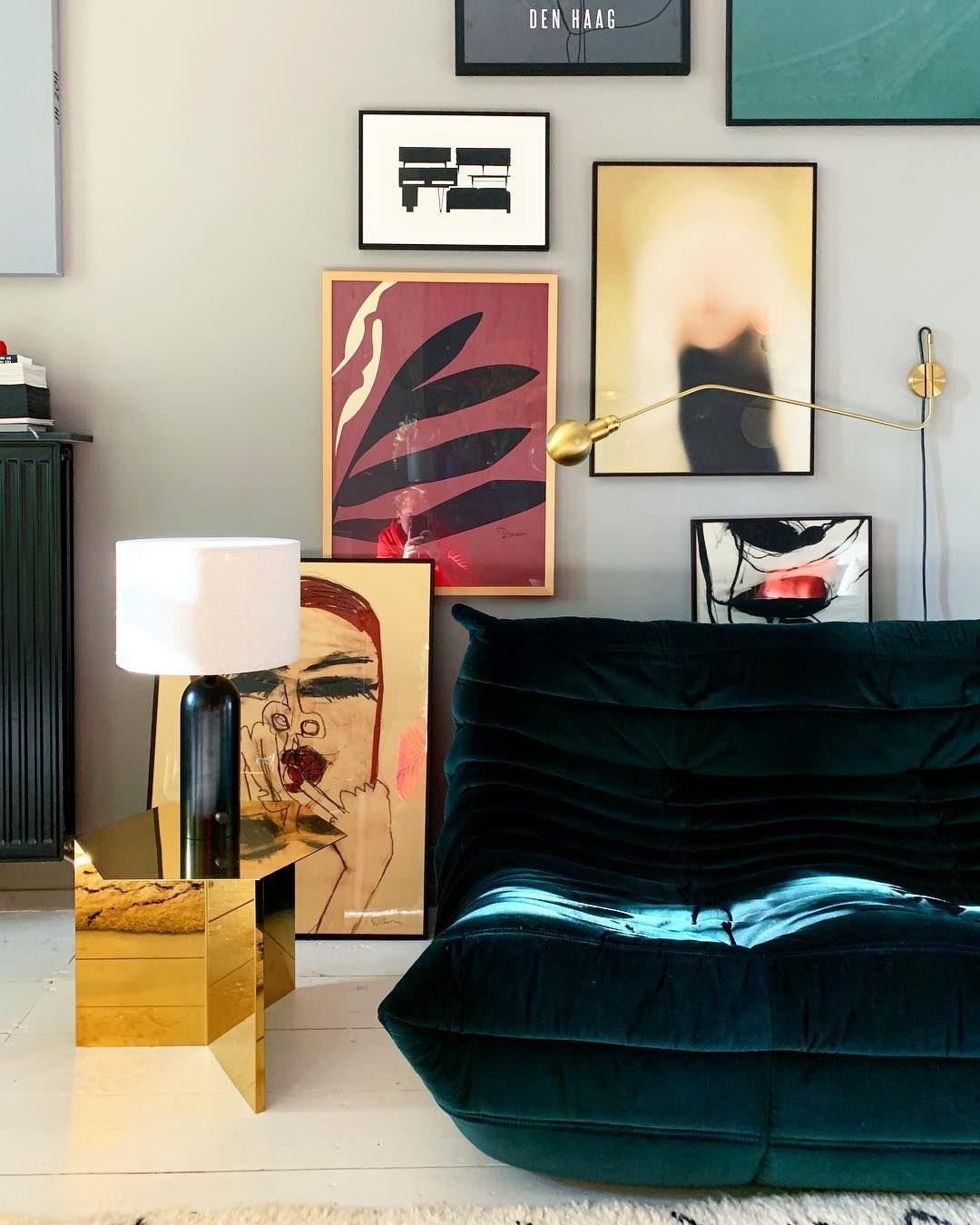 The Retro Stylish Renovation Of Rca Studio By Anderson Design Studio Interior Interior Design Home Decor Inspiration