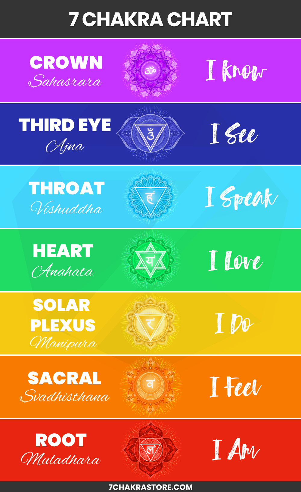 Chakras For Beginners   Chakra Meaning Explained   Chakra ...