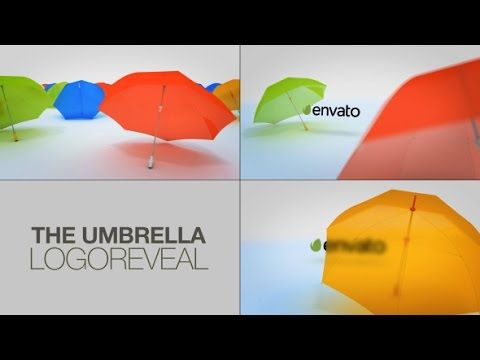 After Effect Template Umbrella  Make Your Video After Effect