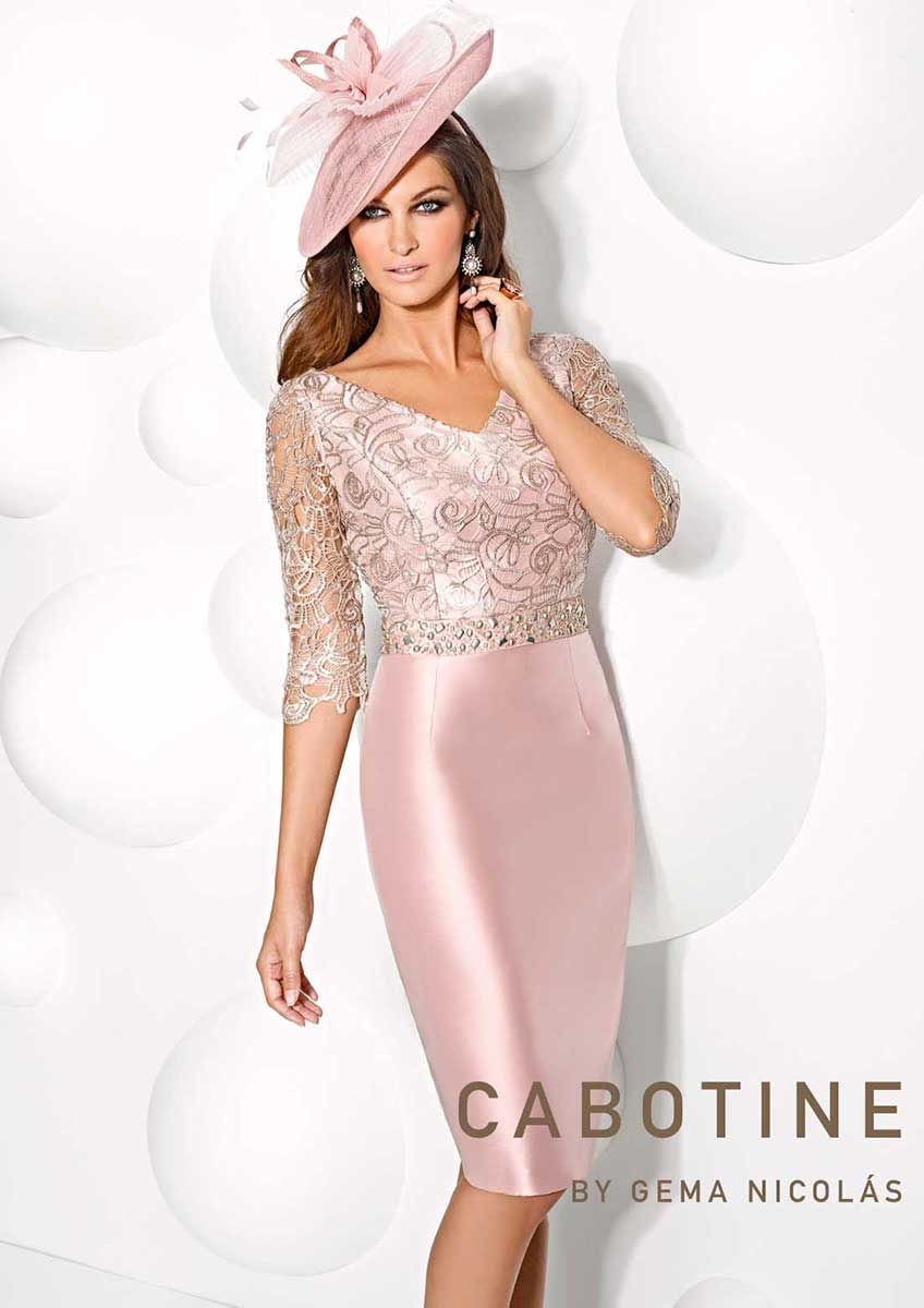 Colección vestidos de fiesta Cabotine 2015 – Vestidos de fiesta en ...