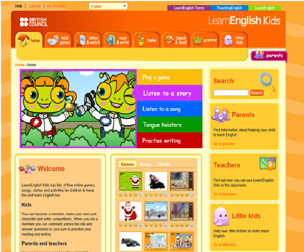 LearnEnglish Kids: Videos - Apps on Google Play