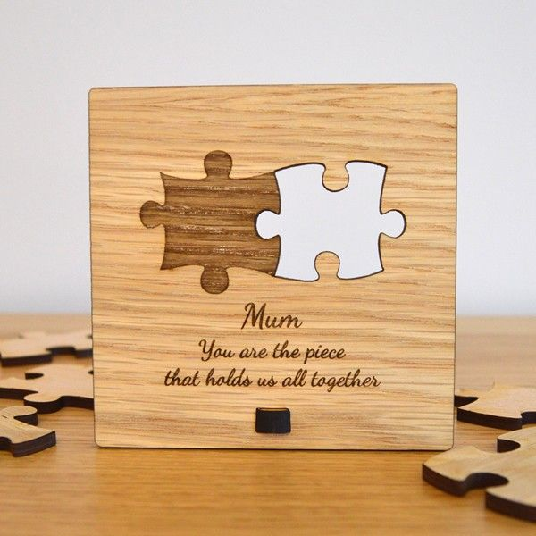puzzle piece gifts for him