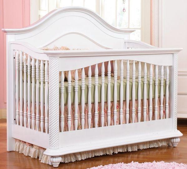 Munire Bristol Lifetime Crib My Little Girls Crib Set