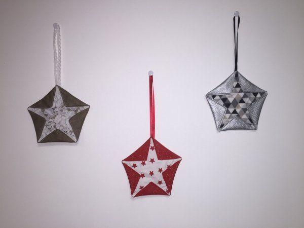 tuto etoile origami couture et diy g p g no l halloween d guisements adultes. Black Bedroom Furniture Sets. Home Design Ideas