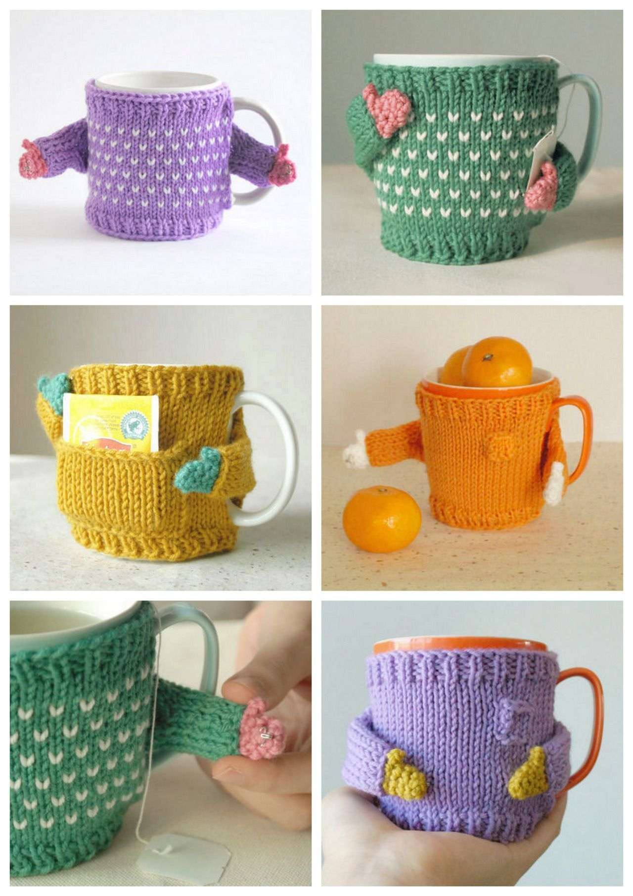DIY Mug Sweaters from mugsweater's Etsy store.This is a ...