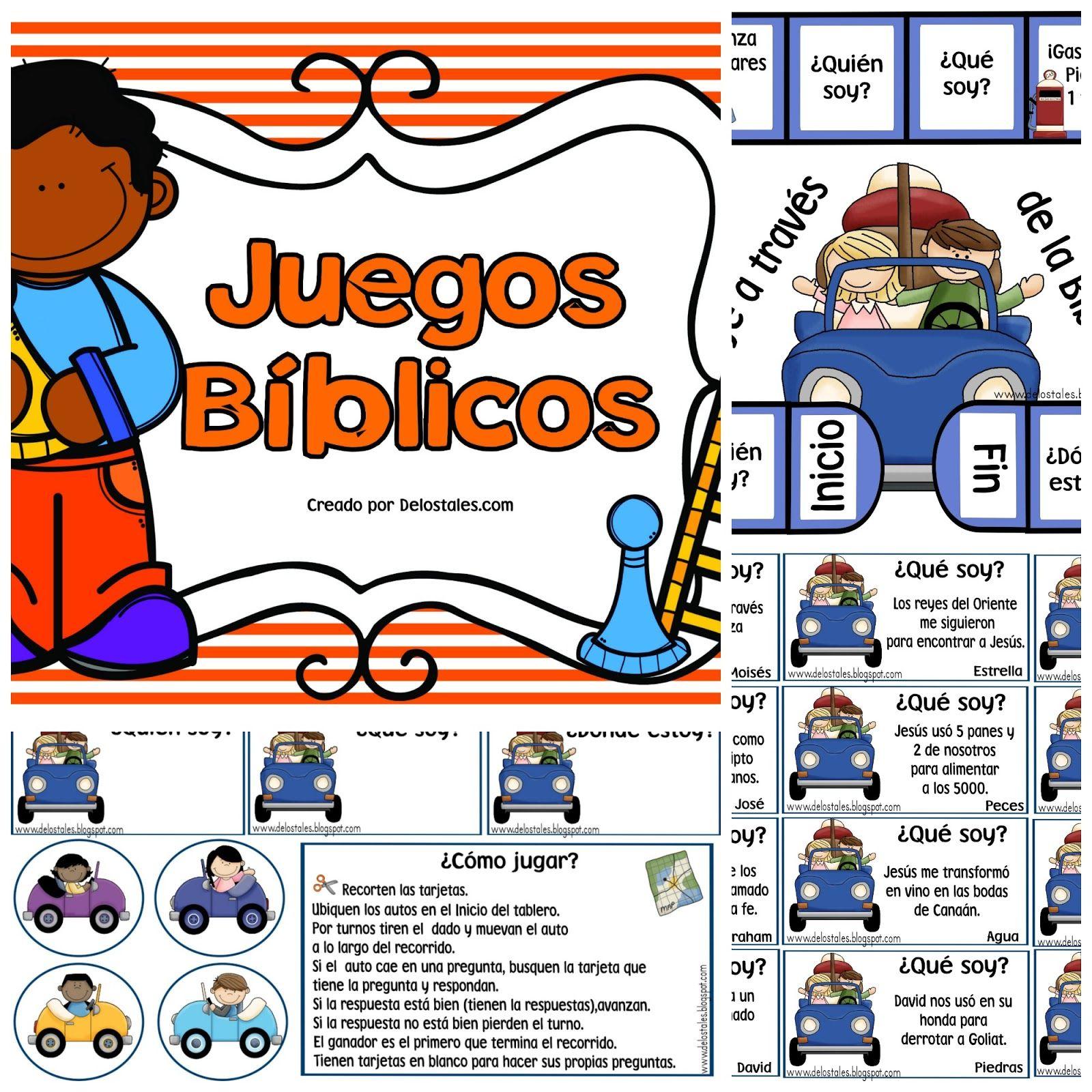 Juegos Bíblicos Escuela Dominical Juegos Recursos Cristianos Material Juegos De La Escuela Dominical 10 Mandamientos Para Niños Temas Para Niños Cristianos